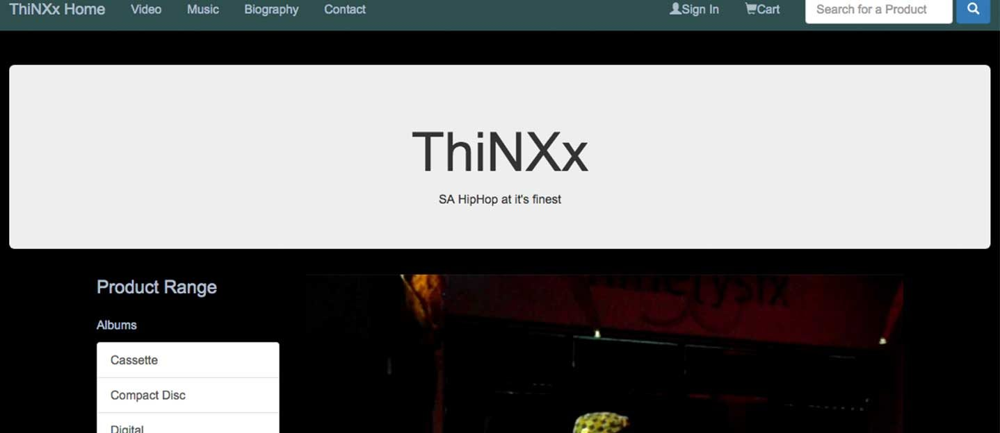 thinxx-store-app-in-dev-website-screenshot