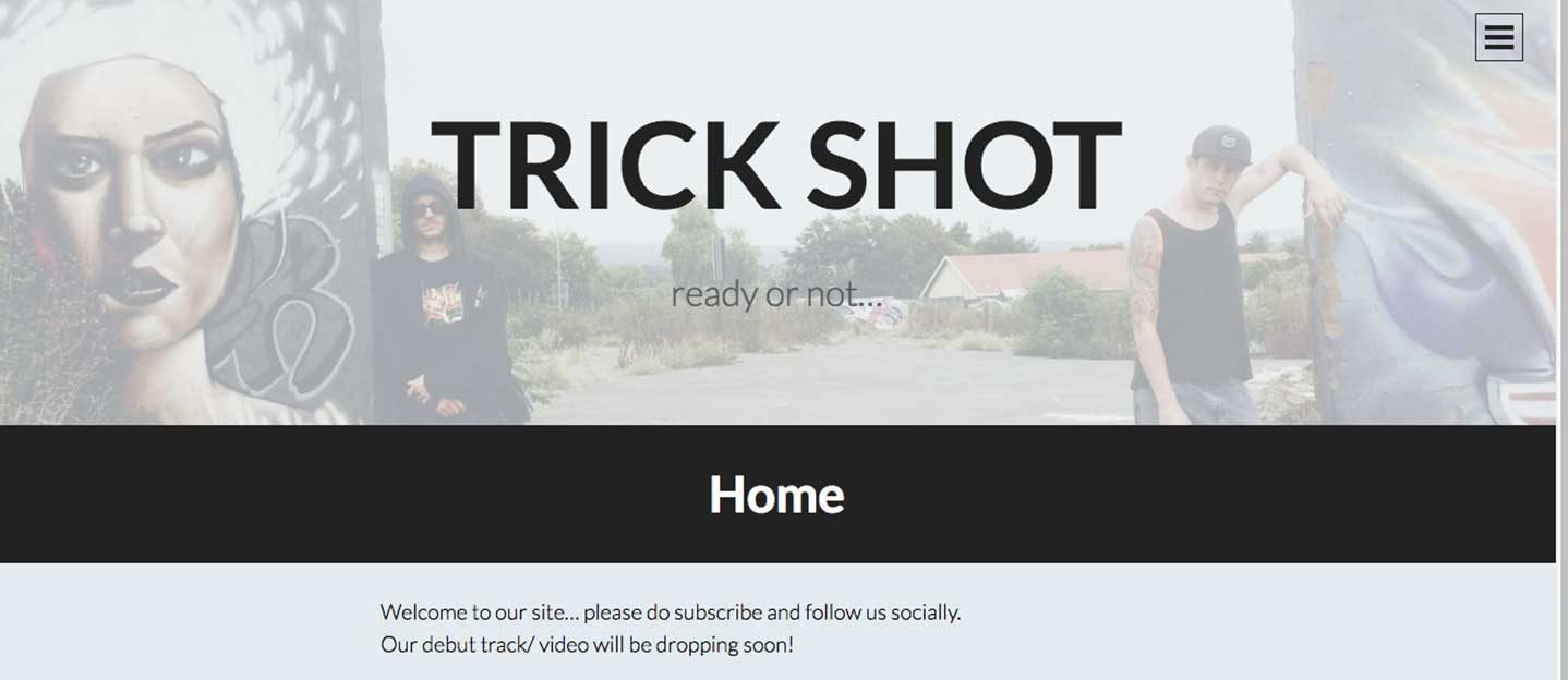 trickshothiphop-dot-wordpress-dot-com-website-screenshot